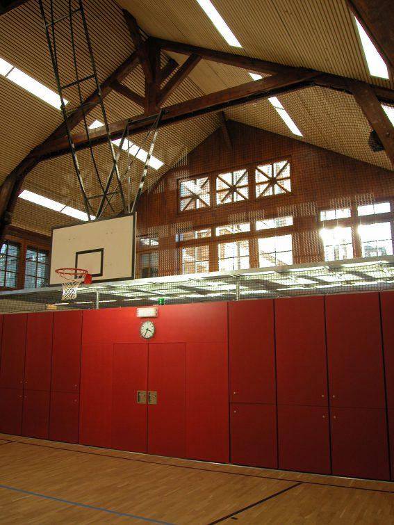 salle de sport saint gervais comte berthelot et neto. Black Bedroom Furniture Sets. Home Design Ideas